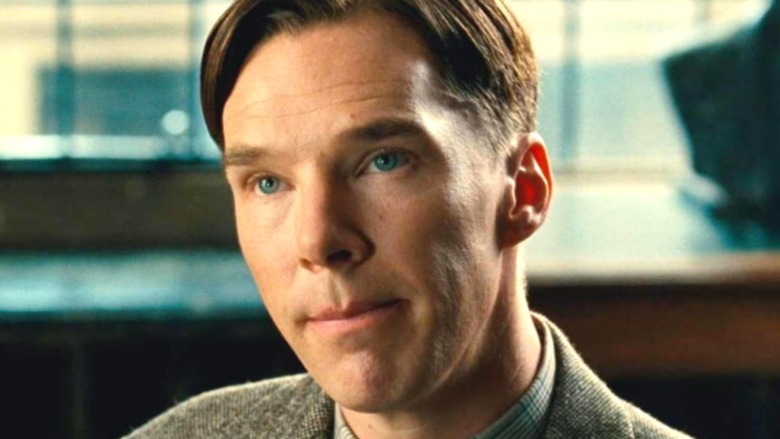 Alan Turing portrayed by Benedict Cumberbatch in The Imitation Game