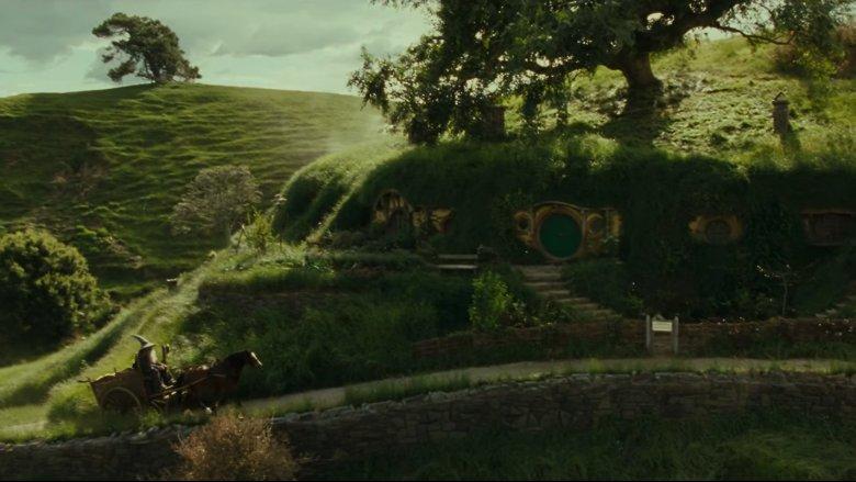 Peter Jackson's Hobbiton