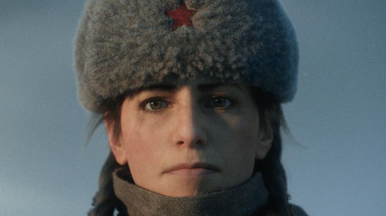 Vanguard Polina stare