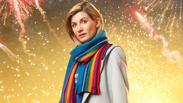 Jodie Whittaker as The Doctor