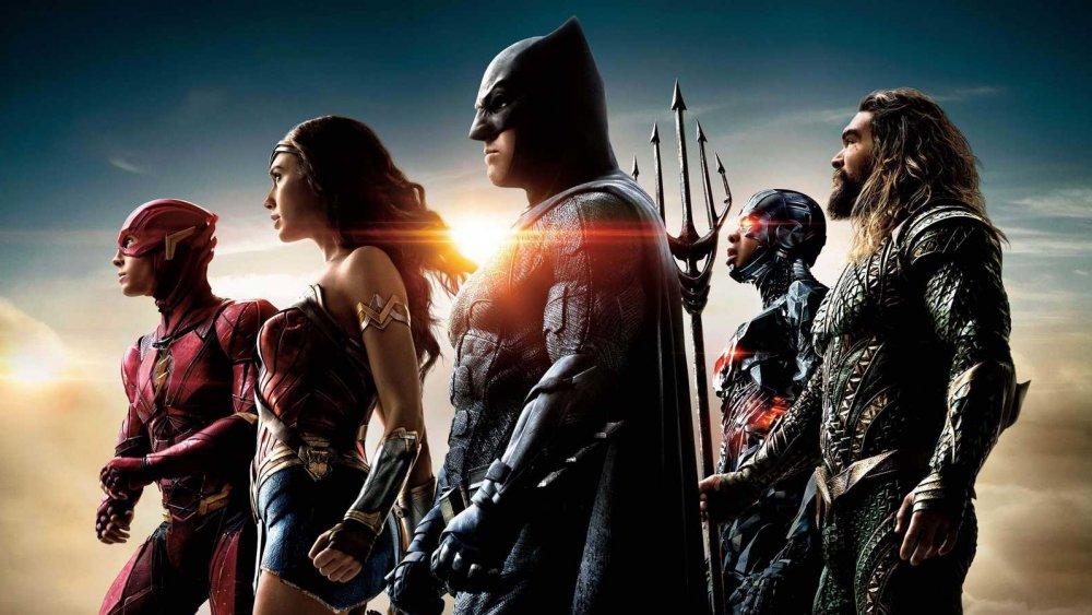 Justice League Snyder Cut promo image
