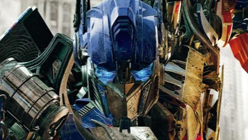 Optimus Prime ready for battle