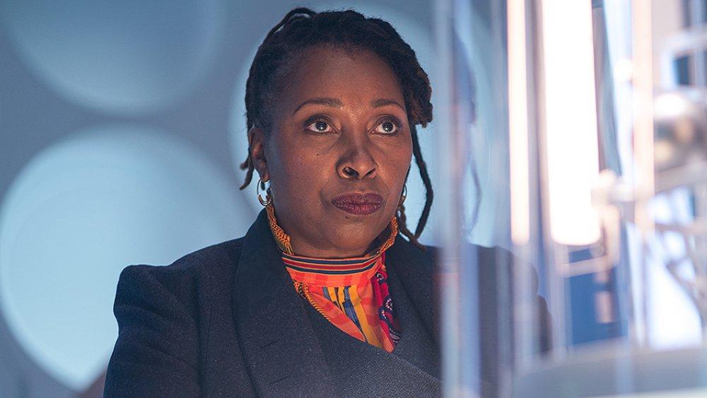 Jo Martin as The Doctor, reclaiming her hidden TARDIS