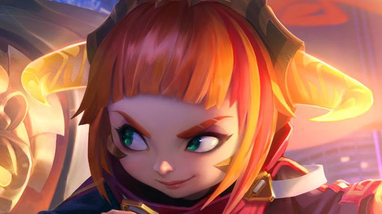 League of Legends Lunar Beast Annie