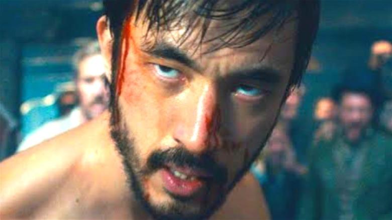 Andrew Koji as Ah Sahm in Warrior