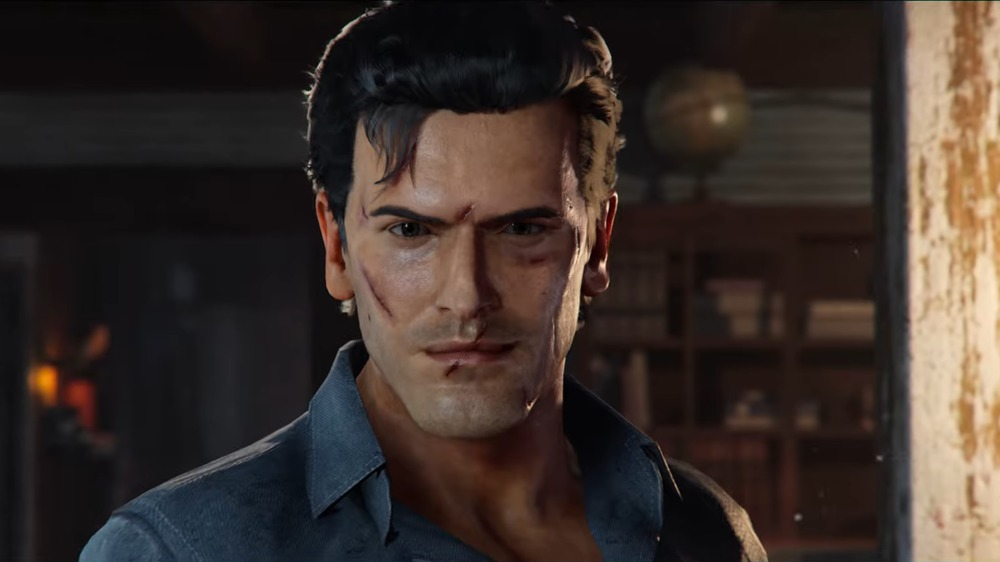 evil dead, the game, release date, launch, trailer, teaser, video, gameplay, platform, console, saber interactive