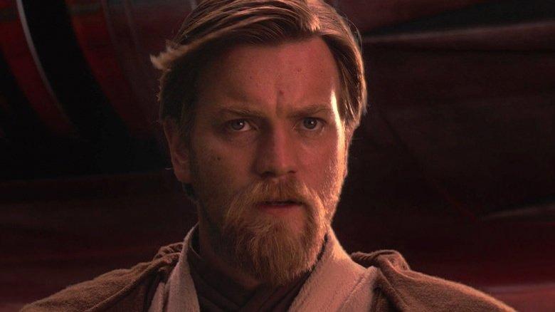 Ewan McGregor as Obi-Wan Kenobi Star Wars