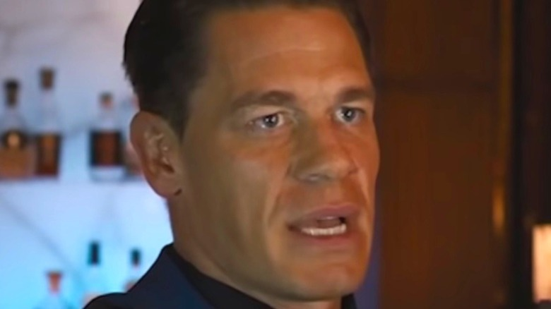 John Cena in Fast and Furious 9