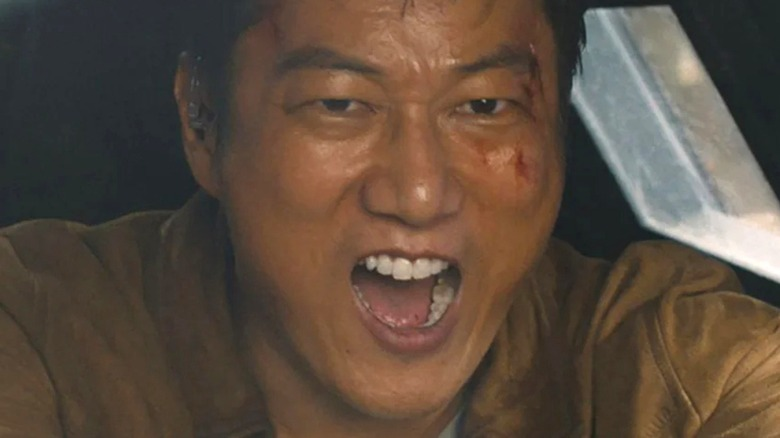 F9 Han Face Screaming