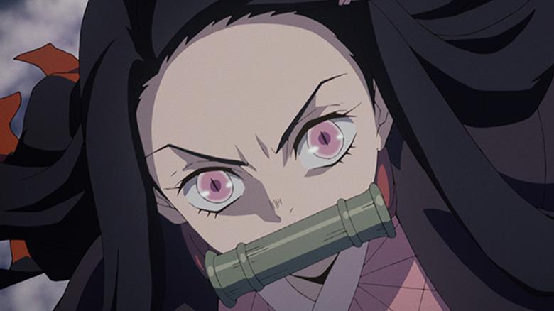 Demon Slayer Nezuko enraged