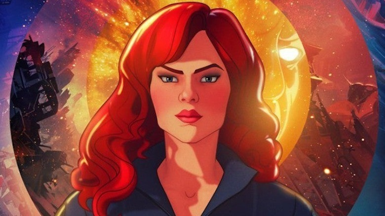 Fans Are Divided On Black Widow's New Actor In What If …? Episode 3