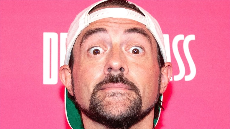 Kevin Smith at an event