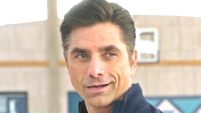 Coach Korn in closeup