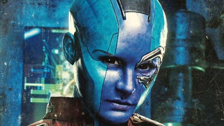 Nebula from Guardians of the Galaxy