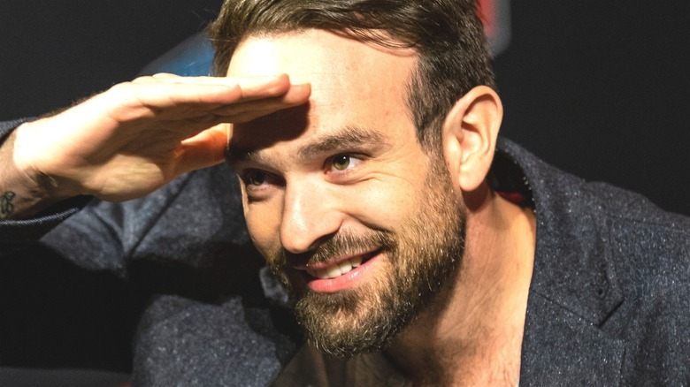 Charlie Cox smiling
