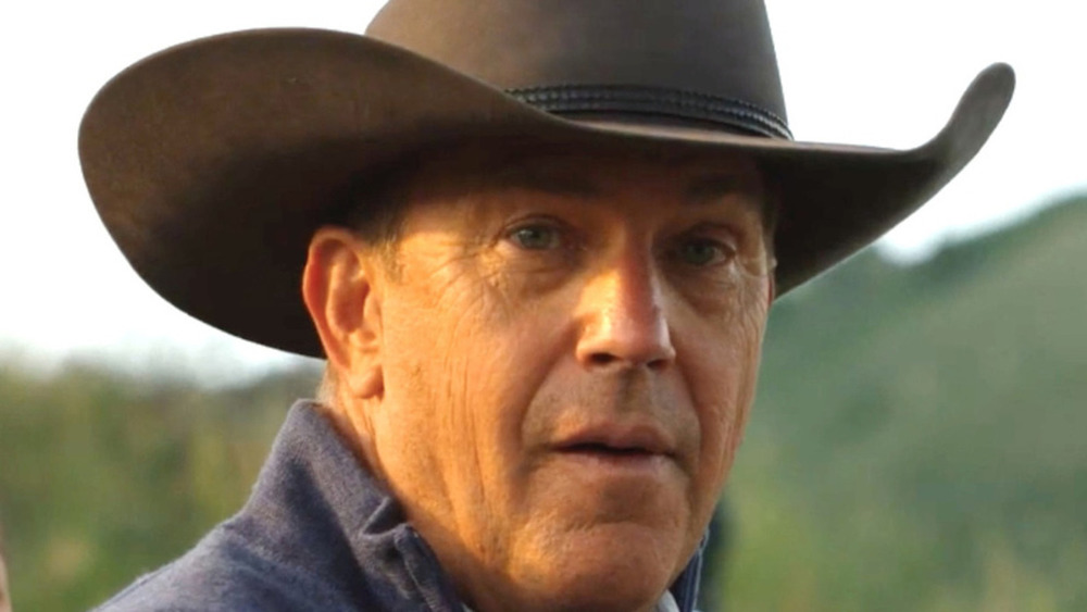 John Dutton cowboy hat