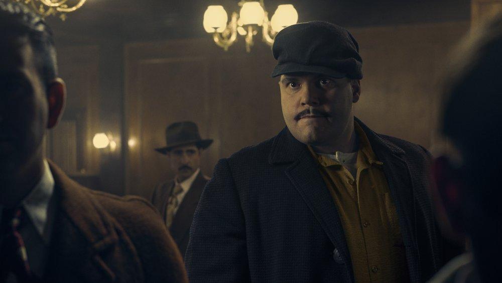 Salvatore Esposito on Fargo