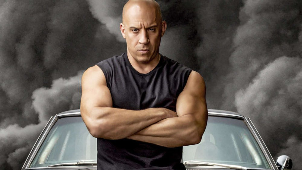 Vin Diesel Fast and Furious 9 promo poster