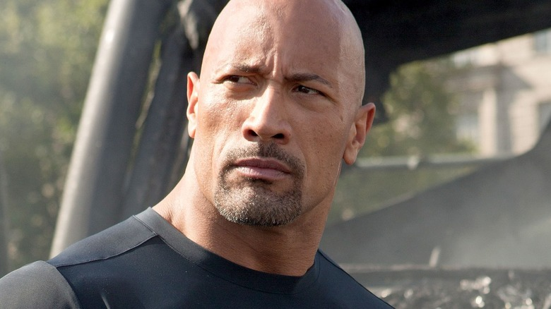 """Dwayne """"The Rock"""" Johnson Fast and Furious"""