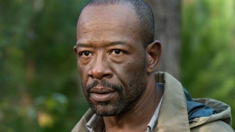 Lennie James as Morgan on The Walking Dead
