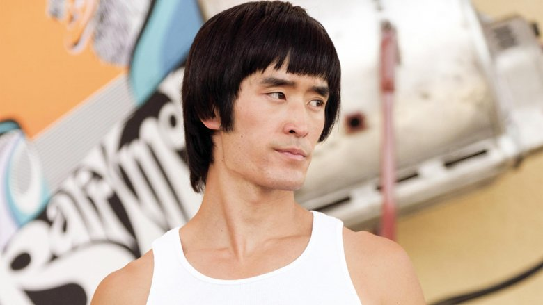 Mike Moh in Once Upon a Time in Hollywood