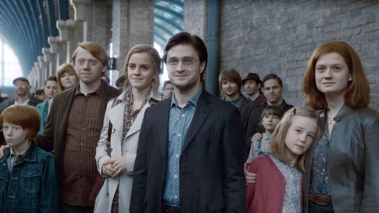 Harry Potter and the Deathly Hallows Ending