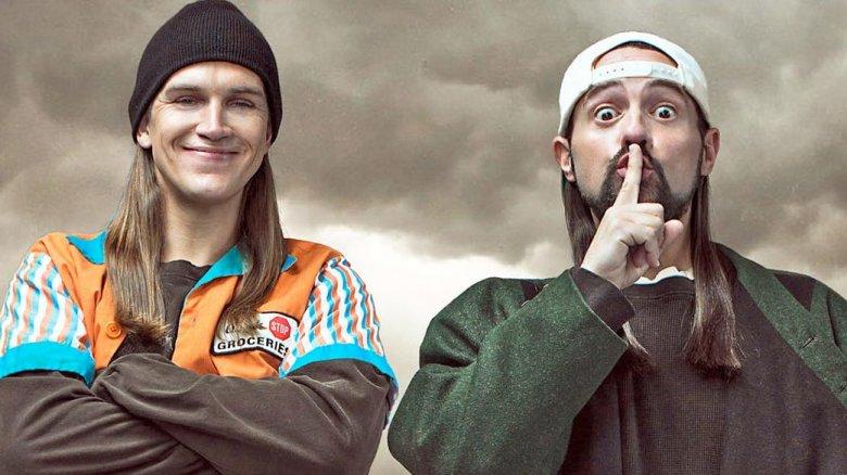 Jay and SIlent Bob reboot promo image