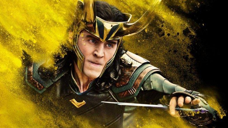 Tom Hiddleston as Loki Thor Ragnarok character poster