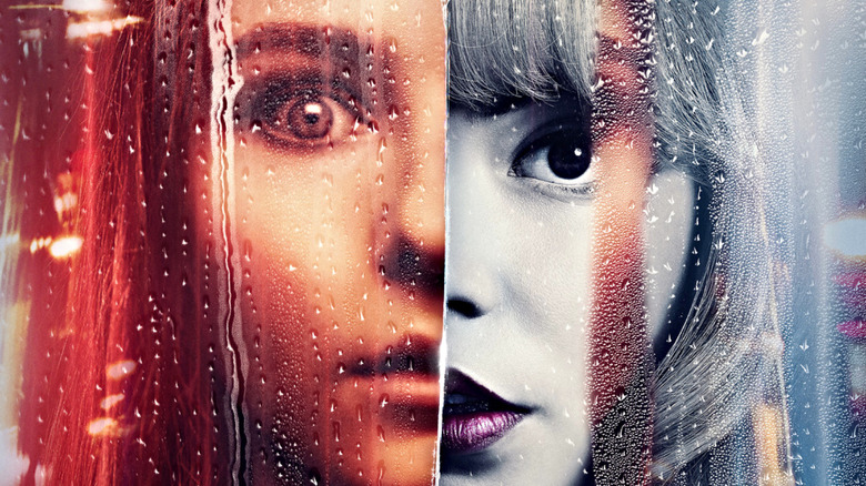 """Last Night in Soho"" movie poster"