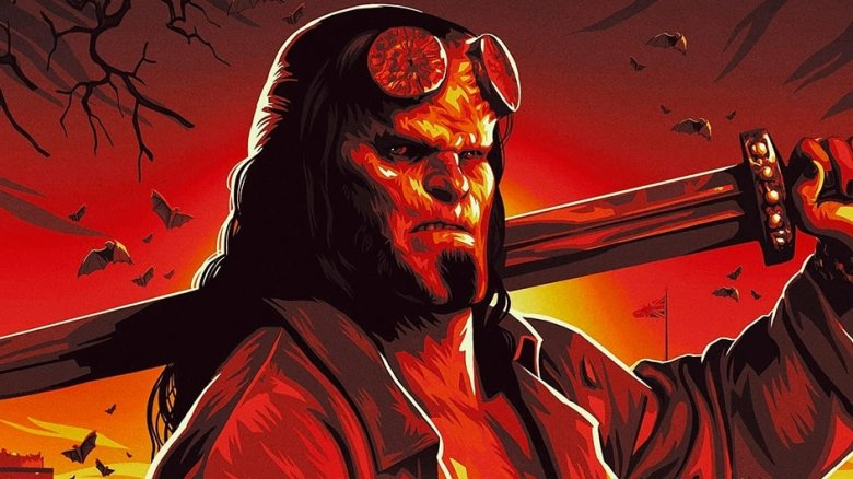 Hellboy 2019 poster banner