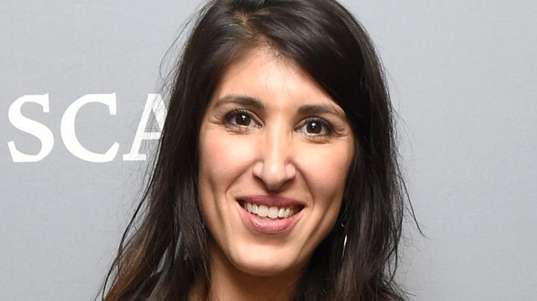 Anita Corsini smiling