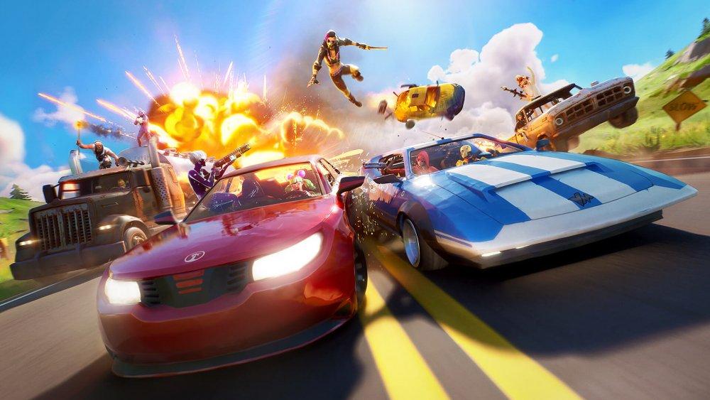 fortnite, epic games, battle royale, chapter 2, season 3, cars, vehicles, how, work