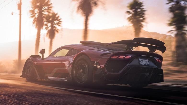 Forza Horizon 5 car