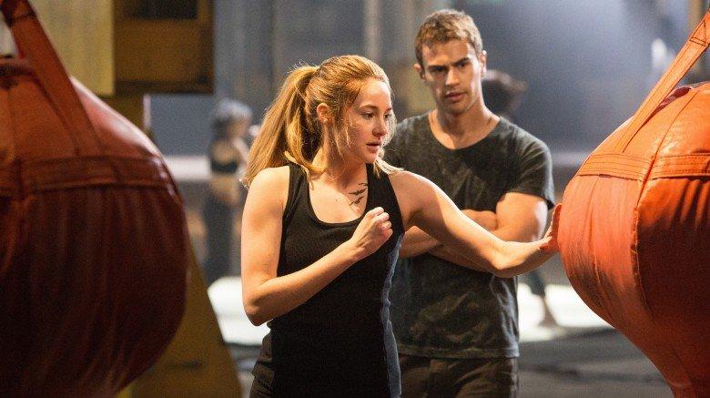 """""""Divergent"""""""