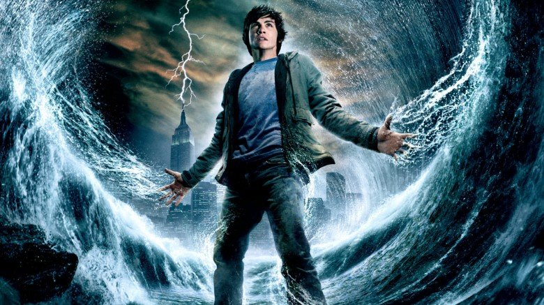 """Percy Jackson"""