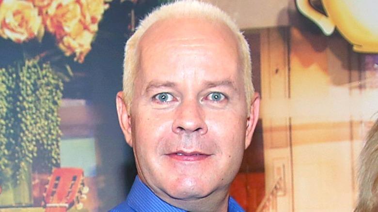 James Michael Tyler blond hair