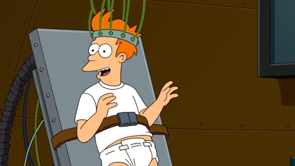 Fry in Futurama