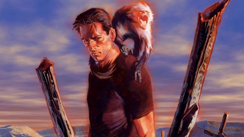 Y: The Last Man cover art