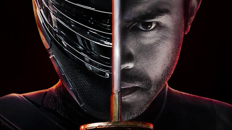 """""""Snake Eyes: G.I. Joe Origins"""" poster"""