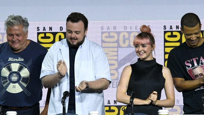 Game of Thrones panel San Diego Comic-Con 2019