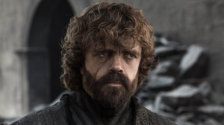 Tyrion frowning Game of Thrones