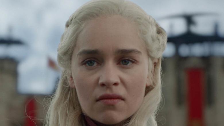 Daenerys furious