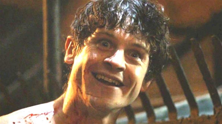 Ramsay Bolton smiling