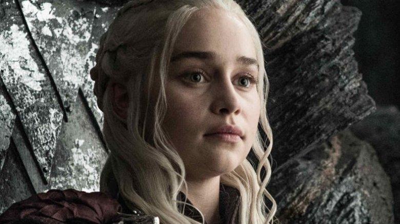 Daenerys Targaryen Emilia Clarke Game of Thrones