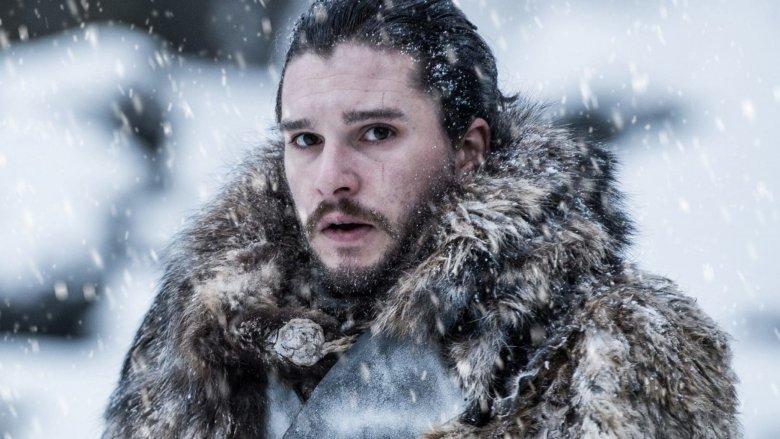 Kit Harington Jon Snow Game of Thrones season 8
