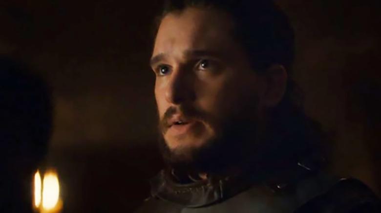 Kit Harington Jon Snow Game of Thrones season 8 episode 1