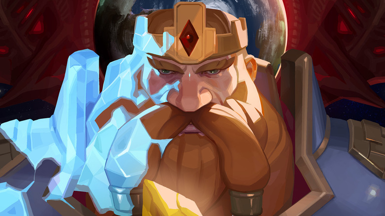 World of Warcraft Stoic Dwarf King