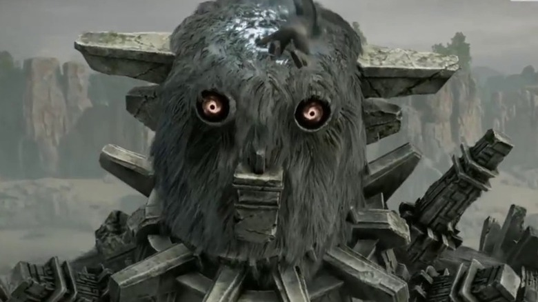 Gaius in Shadow of the Colossus
