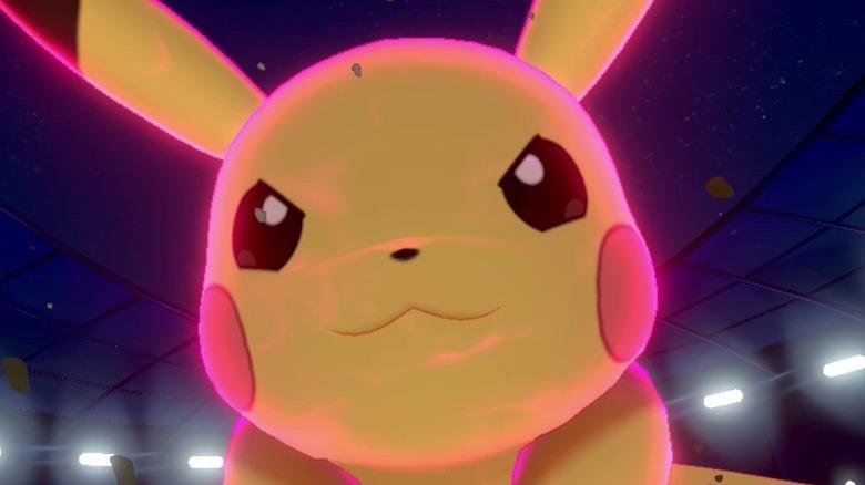 Dynamax Pikachu gware