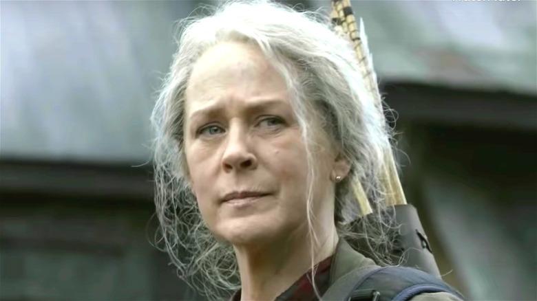 Melissa McBride in The Walking Dead Season 11